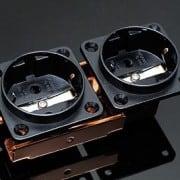 Gigawatt - G-040 Presa Schuko Per Assemblaggio