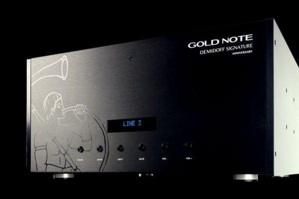 Goldnote – Demidoff Signature Anniversary