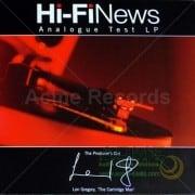 Hi-fi News Analogue Test Lp