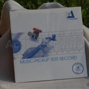 Clearaudio Music-pickup Test Record