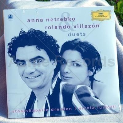Netrebko/ Villanzon Duets