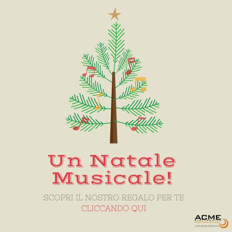 Un Natale Musicale