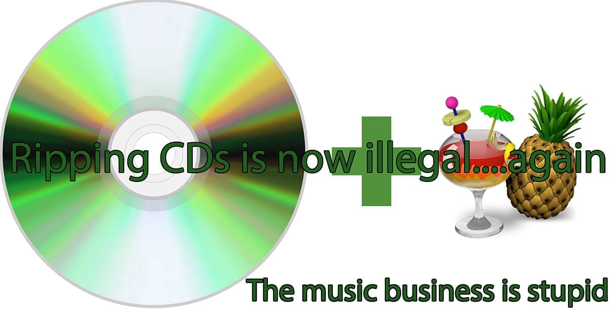 Un commento alla nuova legge anti copia in UK (dal Web)