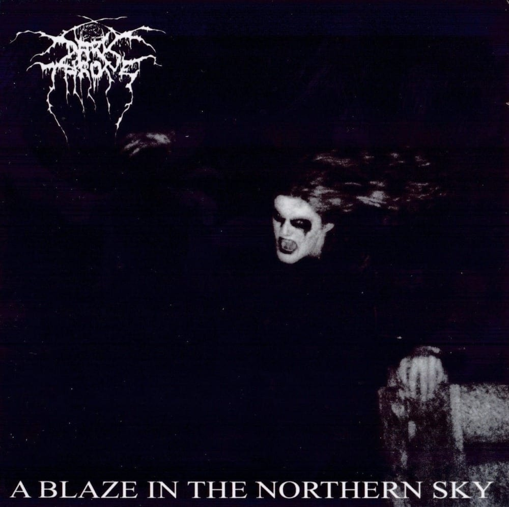 Darkthrone - A Blaze in the Northen Sky