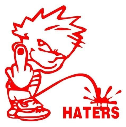 Piss On Haters 1 (Small)