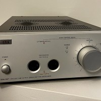 New Stax SRM-700T amplifier