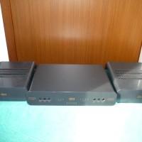 Convertitore Dac  Deltec  DPA  PDM 256 a tre telai