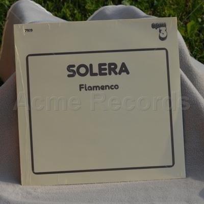 Solera Flamenco