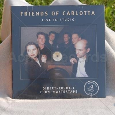 Friends Of Carlotta Live In Studio