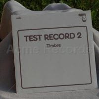 Test Record 2 Timbre